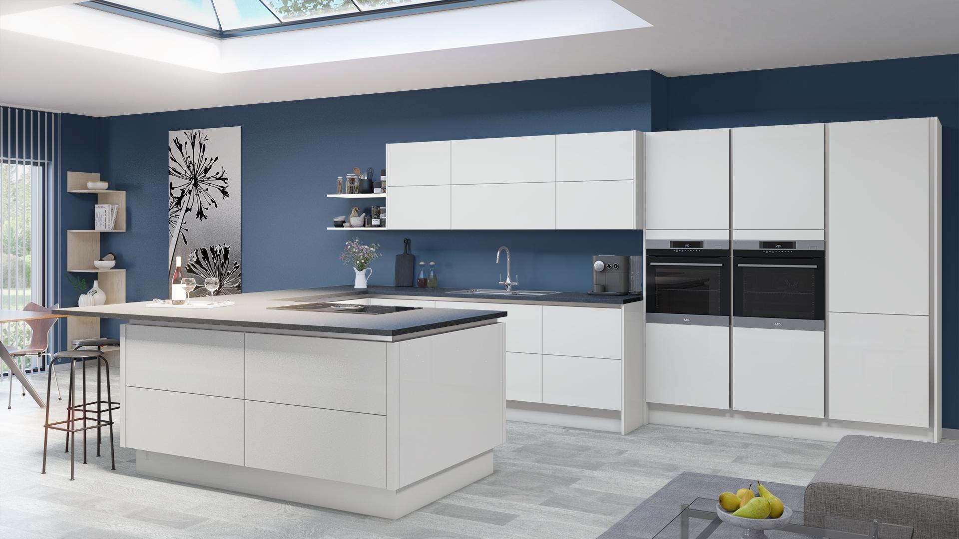 Kitchen Planner Visualise Your Kitchen Online Wickes